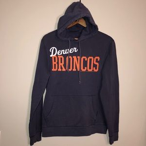 Women's NFL Denver Broncos Football Hoodie Small